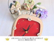 画像2: ランドセル リメイク 壁掛け時計(今ならさらに名刺ケースプレゼント) (2)